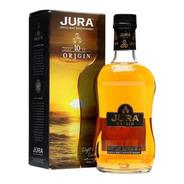 Whisky Jura Origin 10 Años Single Malt 700ml En Estuche