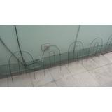 Cerco De Alambre Jardin - 3 X 220cm. 6.6m