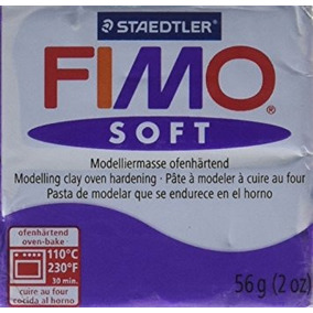 Fimo Soft Arcilla Polimérica 2ounces-802063ciruela