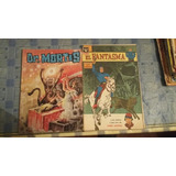 Doctor Mortis 26 Epoca 2 El Fantasma # 117 Antiguas Revistas