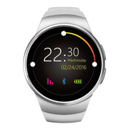 Smartwatch Reloj Kingwear Kw18 iPhone Android Sim Sd Ip67