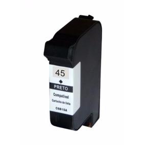 Cartucho Compatível 45 51645 Deskjet 6122 720c 930c 932c 950