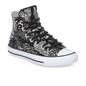 Botitas Converse Dama Ct All Star Hi W