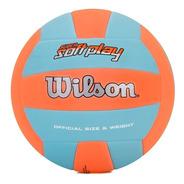 Pelota Volley Wilson Voley Super Softplay Volleyball Cuotas