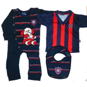 Camiseta San Lorenzo Viejas - Conjuntos para Bebés en Mercado Libre ... 4c3bf1b345b7a