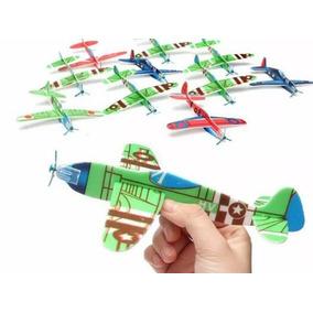 Avião Planador De Brinquedo Lote Com 40 Unidades