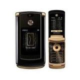 Carcasa Del Motorola V8 Original Completa, Nueva !!!