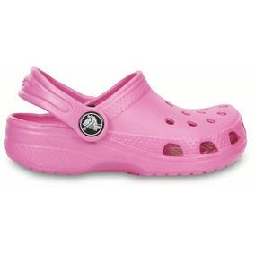 Crocs Originales Classic Rosa