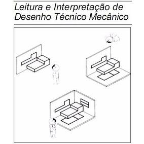 Curso De Leitura E Interpretação De Desenho Técnico Mecânico