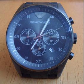 2abc58da710 Relógio   Original California   Emporio Armani Cronógrafo !