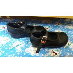 Zapatos Colegiales De Niña Marca Gigetto Número 24