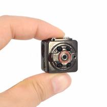 Mini Camara Espia 1080p Full Hd Sq8 Dv Original C/ Infrarojo