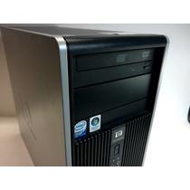Hp Core Dc5800 Intel Core2duo 4gigas Hd 80gb Dvd Wifi - 100%