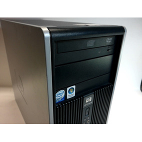 Hp Core Dc5800 Intel Core2duo 4gigas Hd 80gb Dvd Wifi - 100%