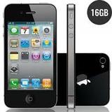 Iphone 4s 16gb Apple 3g Ios7 Gps - Wi-fi- Icloud- De Vitrine