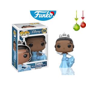 Tiana Funko Pop Disney Pelicula La Princesa Y El Sapo