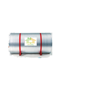 Aquecimento Solar/boiler De 500 Litros-aço Inox-bx Pressão