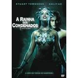 Dvd A Rainha Dos Condenados (1ª Edição Snapcase) Lacrado