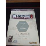 Ps3 - Dead Rising 2 Zombrex Edition Completo !! Excelente