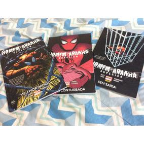 Homem Aranha Superior 3 Edições
