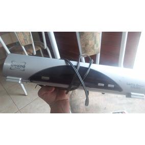 Receptor Satelite Análogico Hicom Rcr2800 Prata Usado