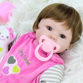 Bebê Reborn 40cm-silicone-boneca-pronta Entrega-lançamento