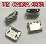 Pin Carga Blackberry 9360 Conector Puerto Usb Bb Javelin 2