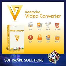 Freemake Video Converter Gold 2017 Convertir Y Editar Vídeos
