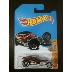 Hot Wheels 2017 Super-thunt Surf Crate