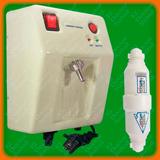 Planta Ozono Ambient Dual - Fija Bg+ Filtro Agua +1 Repuesto