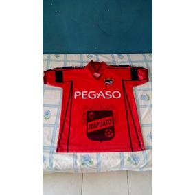 Playera Retro Del Equipo De Futbol Irapuato Jersey 90s