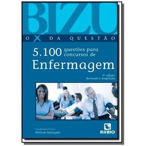 Bizu De Enfermagem, O X Da Questao: 5.0 Questoes P