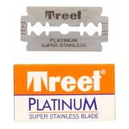 Hojas De Afeitar Treet Platinum X 10 Unidades - Eco