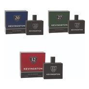 Pack X3 Perfumes Kevingston Números 20/27/32  X100ml
