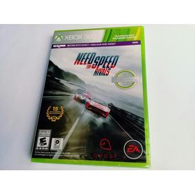 Need For Speed Rivals Original Fisico Xbox 360 Nuevo Sellado