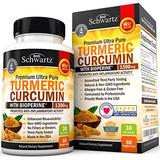 La Cúrcuma Curcumina Con Bioperine Anti-inflamatorio, Antiox