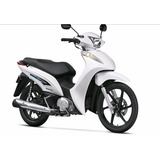 Kit Adesivos Honda Biz 125 Ex 2014 Branca