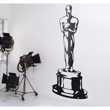 Vinilos Decorativos Oscar Estatuilla