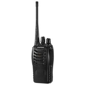 Walkie Pelicula Sonora Baofeng 16ch Fm Uhf 400 470 Mhz