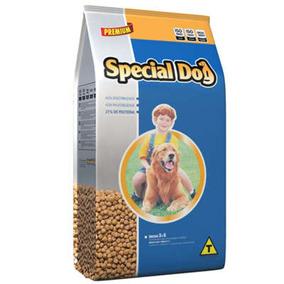 Ração Special Dog Premium Carne Para Cães 25kg
