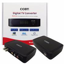 Codificador De Señal Digital Coby Para Canales Hd