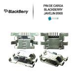 Pin Puerto De Carga Blackberry 8900 Original