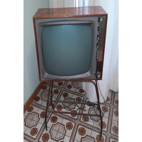 Tv Antiguo De Coleccion Philips
