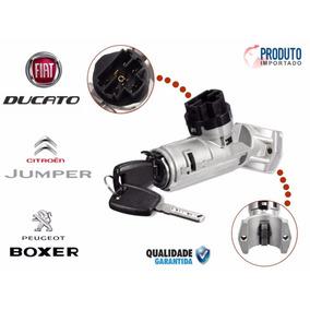 Trava Direção Cilindro Ignição Comutador Ducato Jumper Boxer