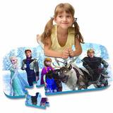 Rompecabeza De Foami De Frozen Piezas Disney De 25 Piezas