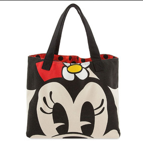 Bolso Minnie Y Mickey Disney Store!