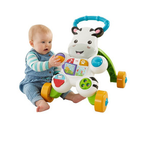 Fisher Price Aprende Comigo Zebra Walker
