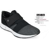 Tenis Sport Para Caballero Color Negro 640-36 Cklass