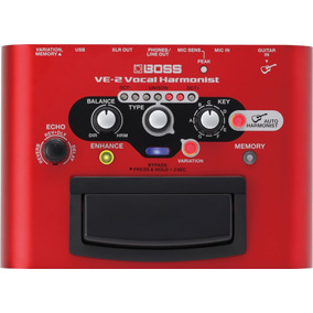 Processador Vocal Roland Boss Ve-2 C/ Nfe E Garantia