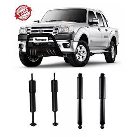 4 Amortecedores Ford Ranger 2010 2011 2012 Recondicionados